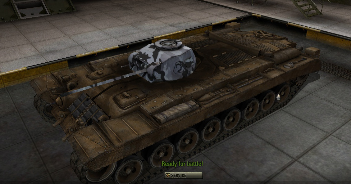 crossworlds red sands type mod for wot